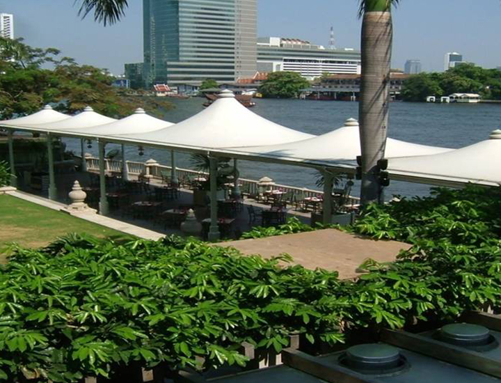 RIVERFRONT RENOVATION PENINSULA HOTEL,BANGKOK